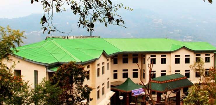 The ICFAI University Sikkim