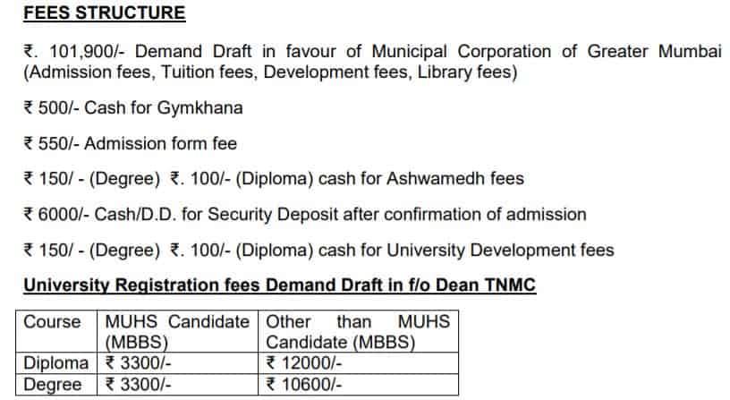 Topiwala National Medical College Mumbai