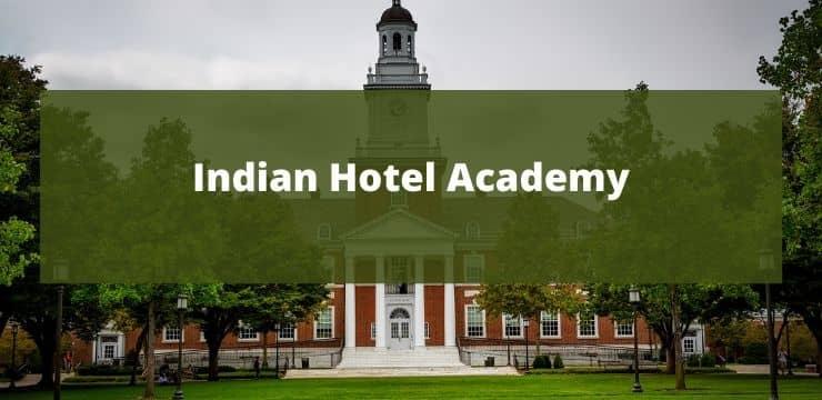 Indian Hotel Academy
