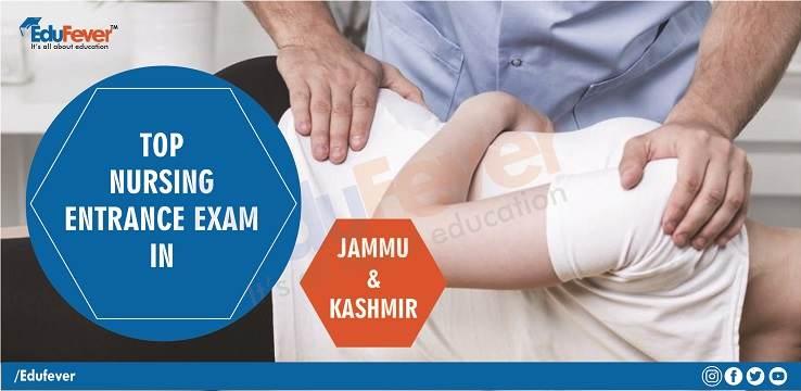 Jammu and Kashmir Nursing Admission