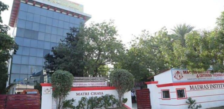 Madras Institute Of Hotel Management & Catering Technology