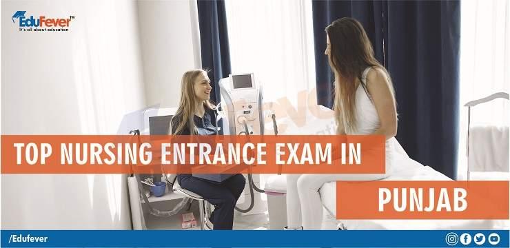 Punjab Nursing Admission