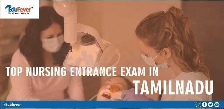 Tamil Nadu Nursing Admission