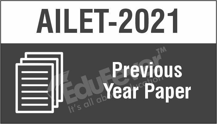 AILET Previous Year papers