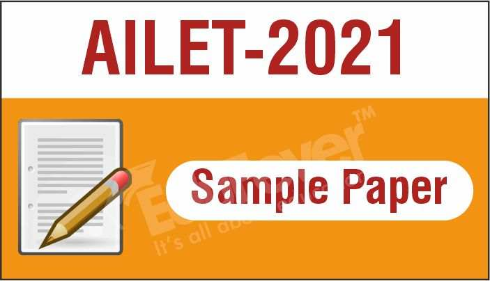 AILET Sample papers