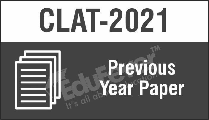 CLAT Previous Year Paper
