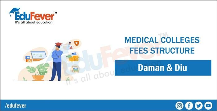 Daman & Diu 2020 Fees Structure