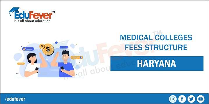 Haryana fee structure