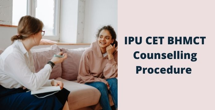 IPU CET BHMCT Counselling