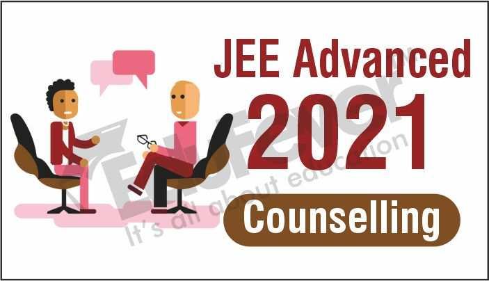 JEE Advance Counselling