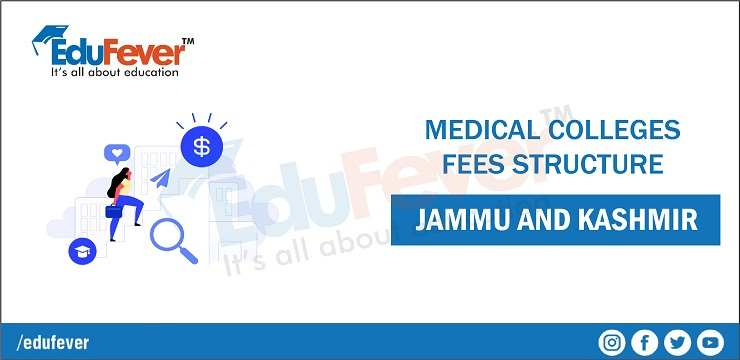 jammu & kashmir fee structure