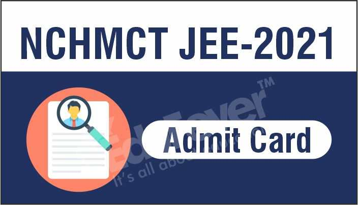 NCHMCT JEE Admit Card