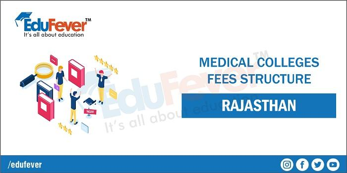 Rajasthan Medical Colleges Fee Structure