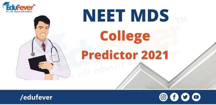 NEET MDS College Predictor