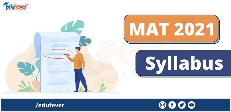 MAT 2021 Syllabus