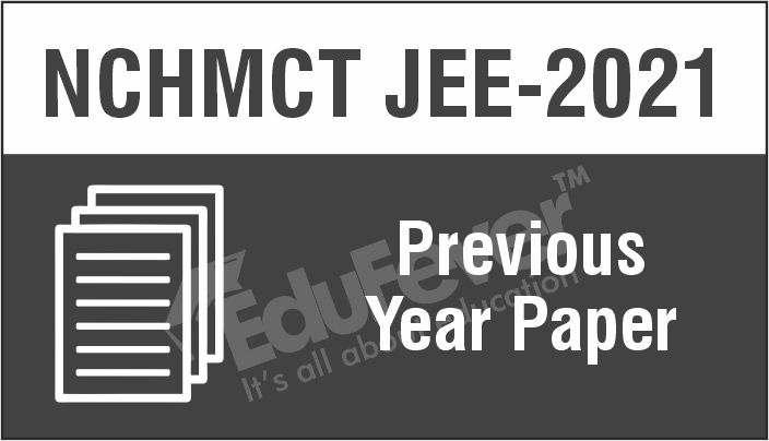 NCHMCT JEE Previous Year papers