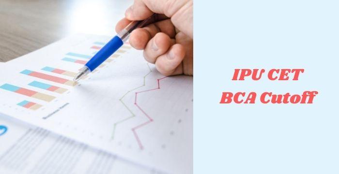 IPU CET BCA Cutoff
